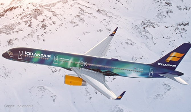 Icelandair Announces Service from Chicago O'Hare!